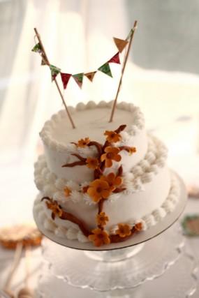 creative-diy-outdoor-wedding-cake