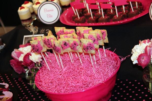 pink-and-black-bridal-shower-dessert-bar-pop-tart-pops