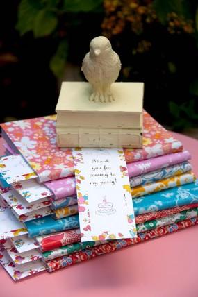Vintage-DIY-Book-Birthday-Party-Book-Marks