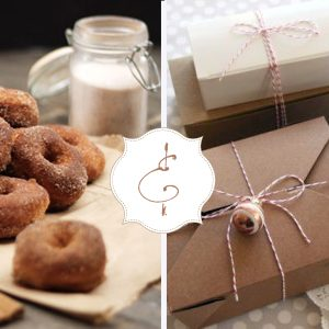 Bake This, Buy That {Donuts to Go}