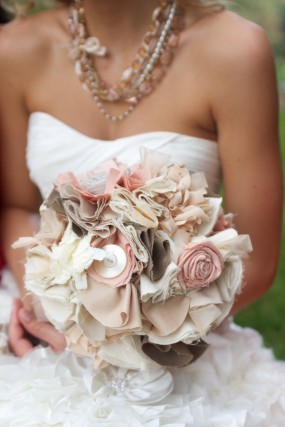 fabric-flower-bouquet