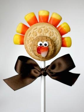 oreo-turkey-pops-for-thanksgiving