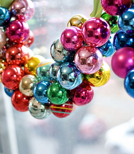 Five Things to do with Christmas Ornaments