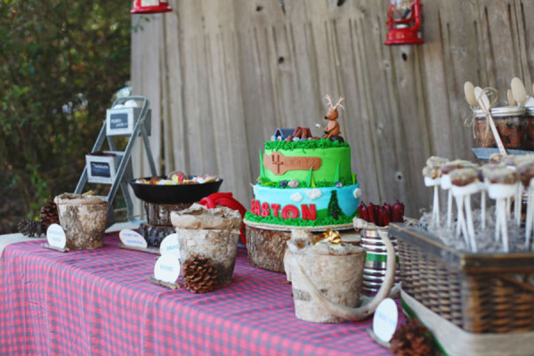 diy-camping-birthday-party-desserts