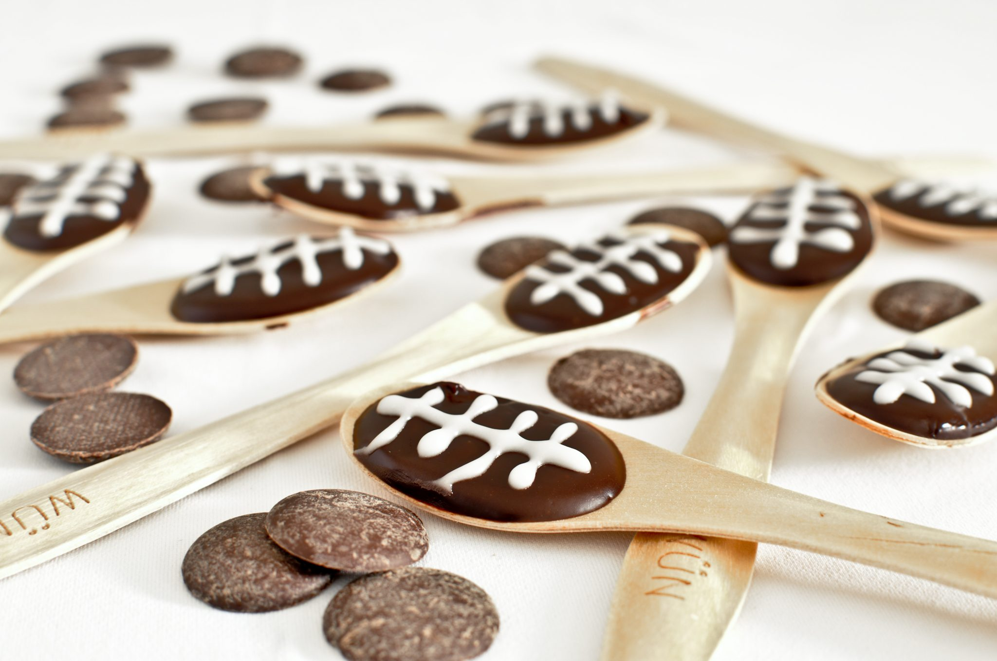 Five Things To Make Into Footballs For Super Bowl Desserts