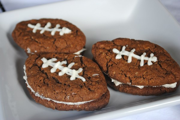 football-cookies