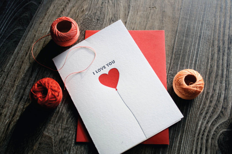 Handmade Valentines Day Card Round Up