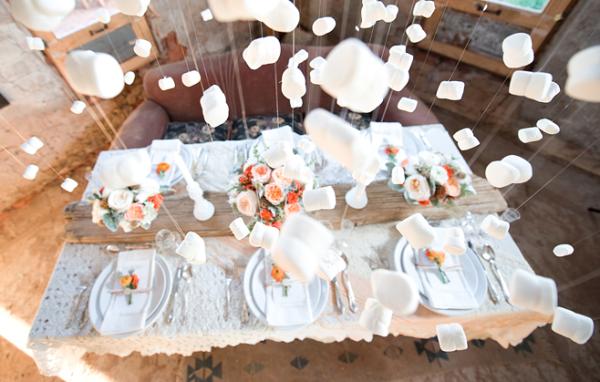 marshmallow-chandelier