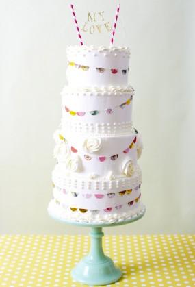 paper-straw-cake-topper