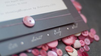 pink-and-gray-button-baby-shower-invitations