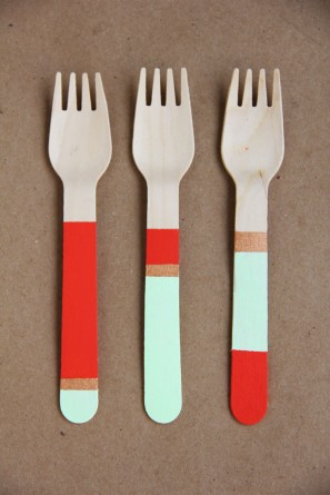 color-block-party-utensils