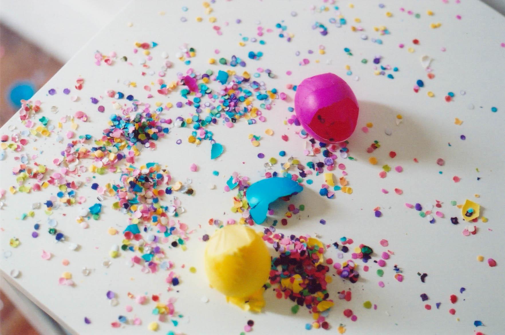 Five Things To Hide In Easter Eggs