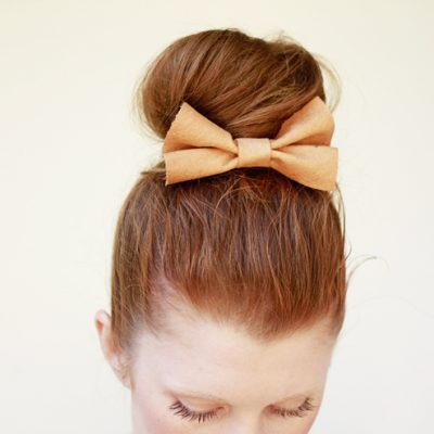 Five Ways to do Your Hair for a Party