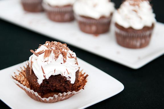 gluten-free-chocolate-hazelnut-cupcakes