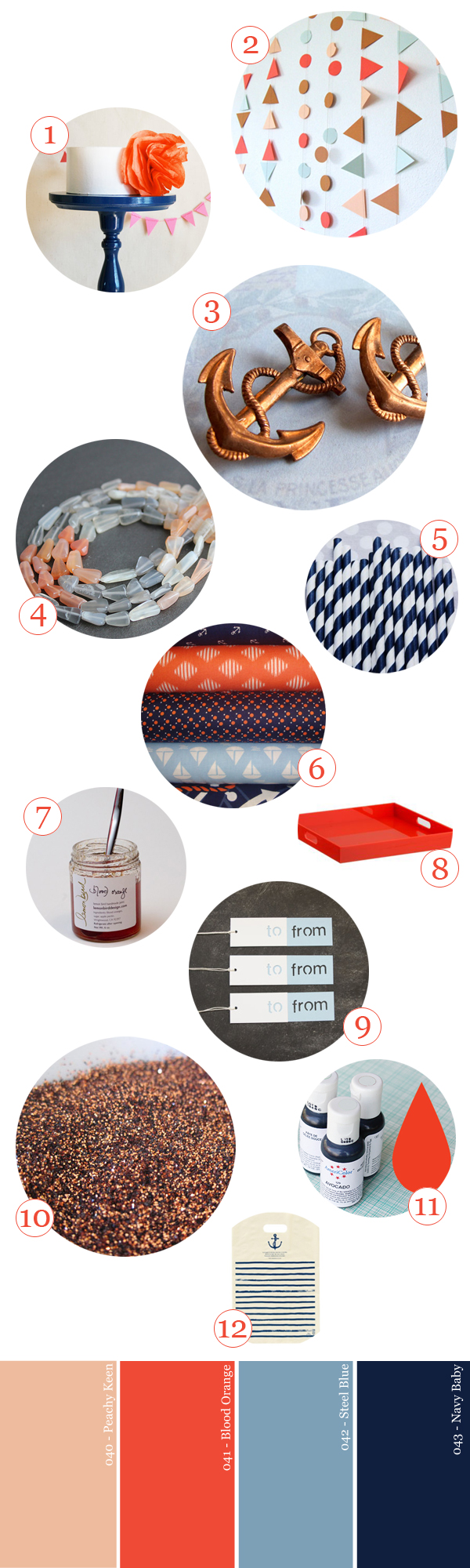party-supply-guide-peach-orange-copper-navy-blue
