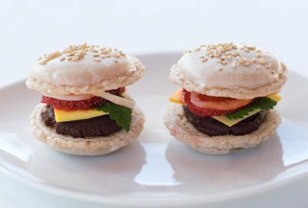 burger-macarons