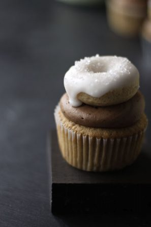 coffee-and-donut-cupcakes