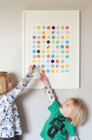 diy-circle-wall-art