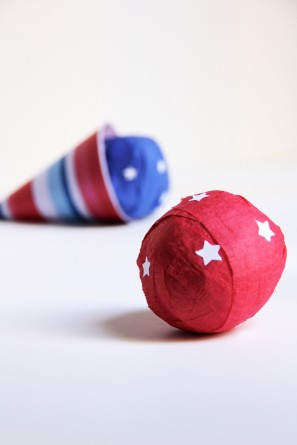 Stars and Stripes Surprise Balls