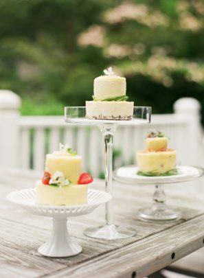 Tiered Mini Cakes