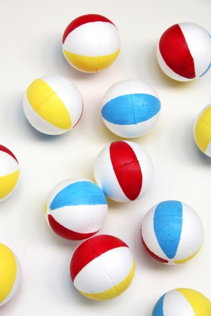 Beach Ball DIY Project