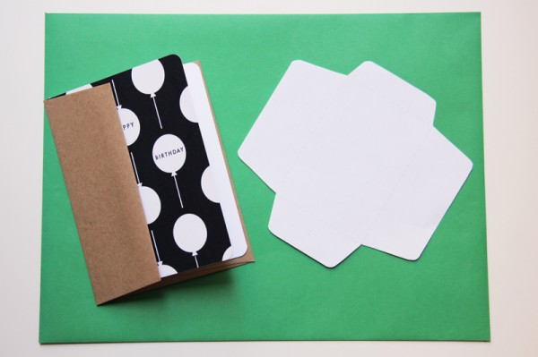 DIY Money Envelope for Cards