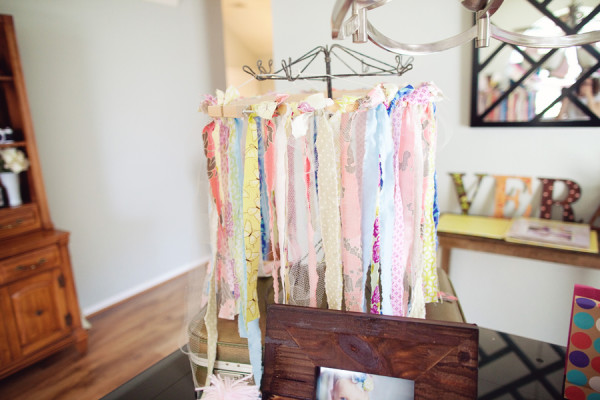 Fabric Birthday Wands