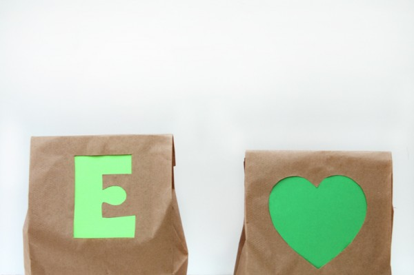 DIY Back to School Lunch Bags