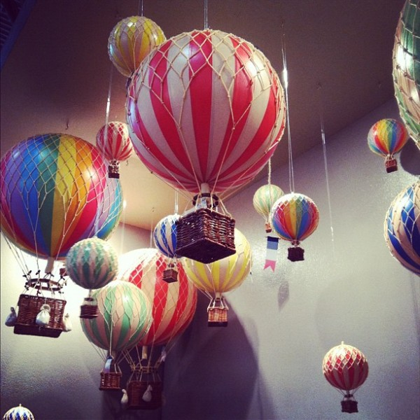 NYIGF Hot Air Balloons