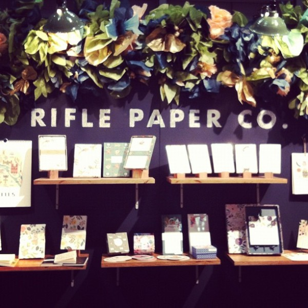 NYIGF Rifle Paper Co