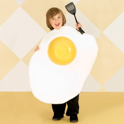 DIY Egg Costume