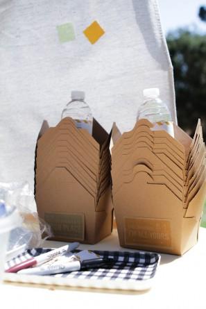 Kraft Paper Takeout Boxes