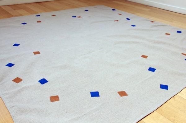 Picnic Blanket DIY Tutorial