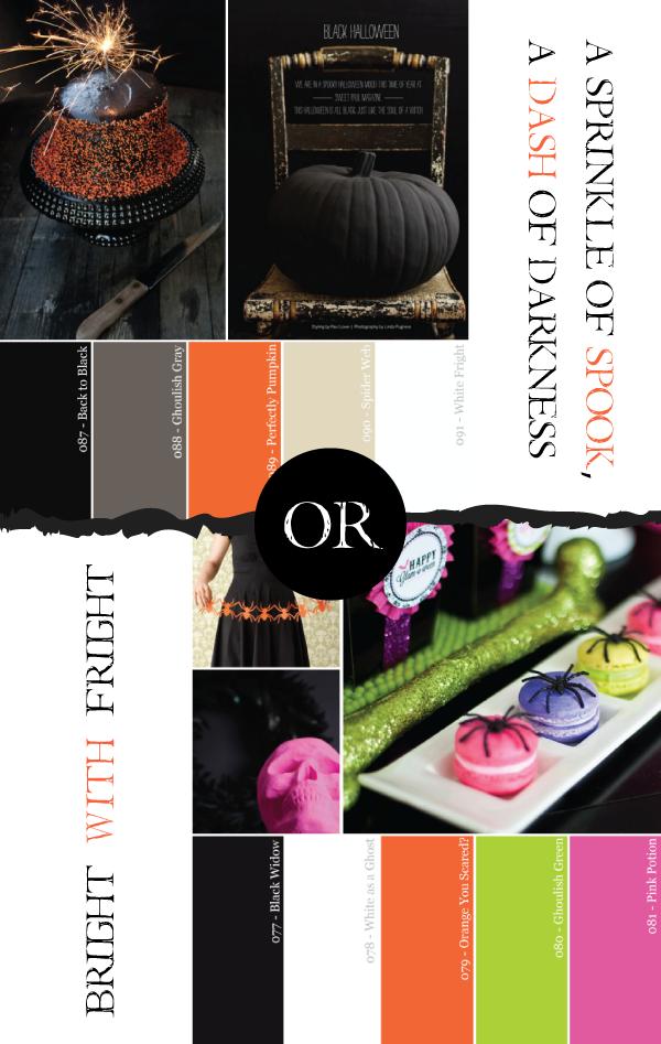 Vote for Studio DIY's Halloween Party Theme