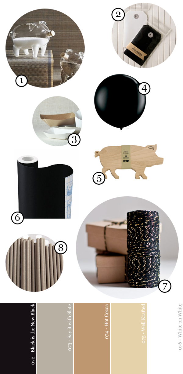 black-white-and-neutral-party-supply-guide