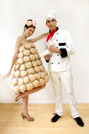 DIY French Chef and Pastry Costume