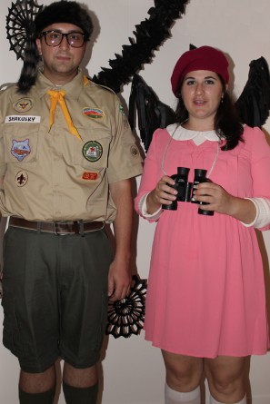 DIY Moonrise Kingdom Halloween Costumes