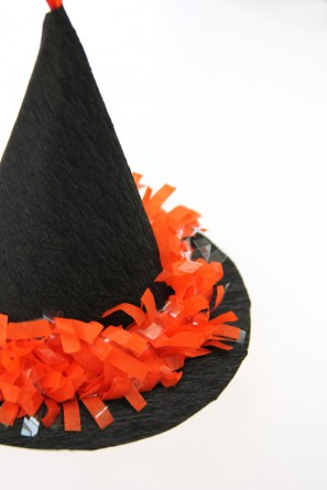 How to Make a Mini Witch Hat Pinata