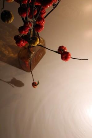 Mini Pumpkin Tree Centerpiece