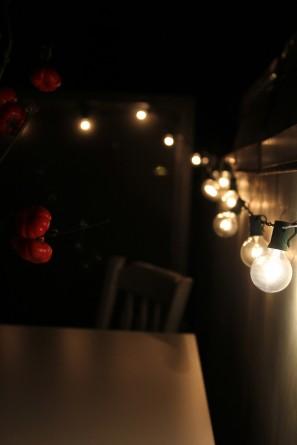 Outdoor Party Lighting