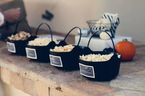 Popcorn Cauldrons
