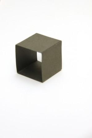 DIY Paper Box Garland