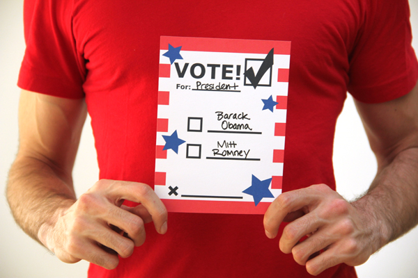 DIY Printable Voting Ballots for Kids