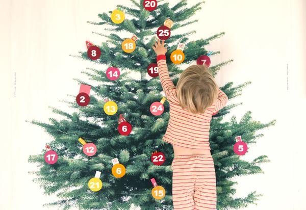 Giant DIY Ikea Advent Calendar