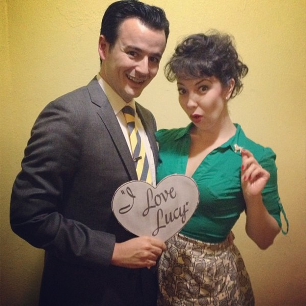 I Love Lucy Costumes