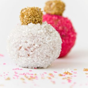 Ornament Donut Holes