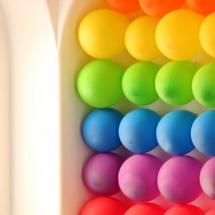 Kellyn's DIY Rainbow Birthday Party