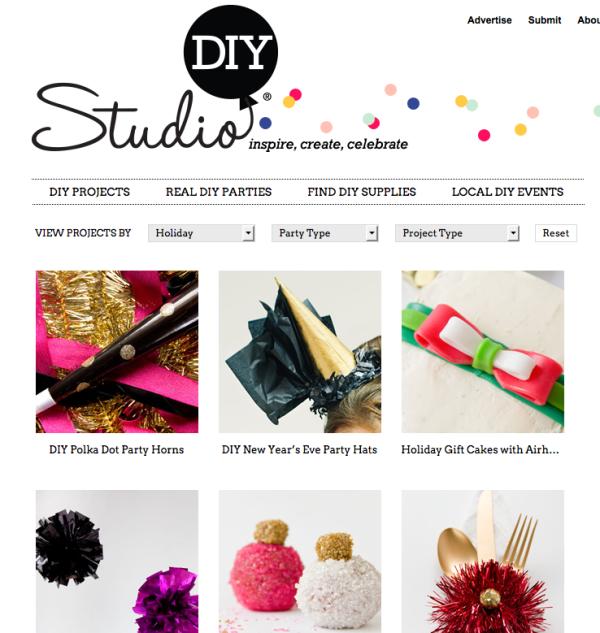 Studio DIY Project Galleries