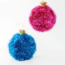 DIY Ornament Piñatas