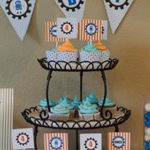 DIY Robot Birthday Party